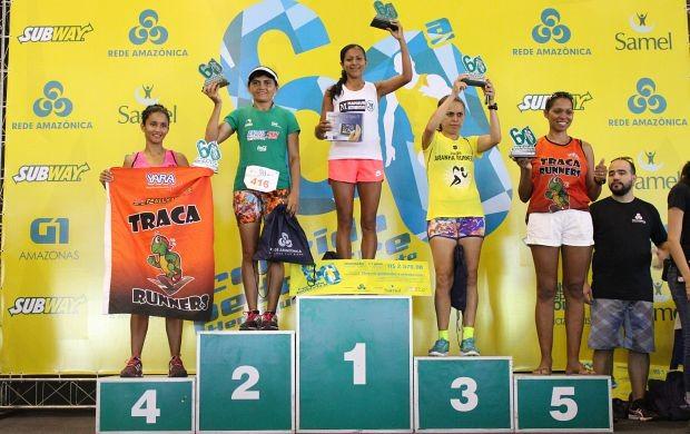 Com 39m39s, Risonete dos Santos venceu a prova dos 10km (Foto: Matheus Castro/ Globoesporte.com)