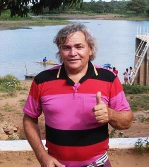 Raimundo Geilson Carlos de Araújo tinha 57 anos (Foto: Arquivo Pessoal)