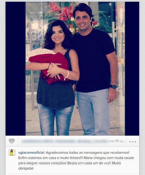 Vanessa Giácomo  (Foto: Instagram / Reprodução)