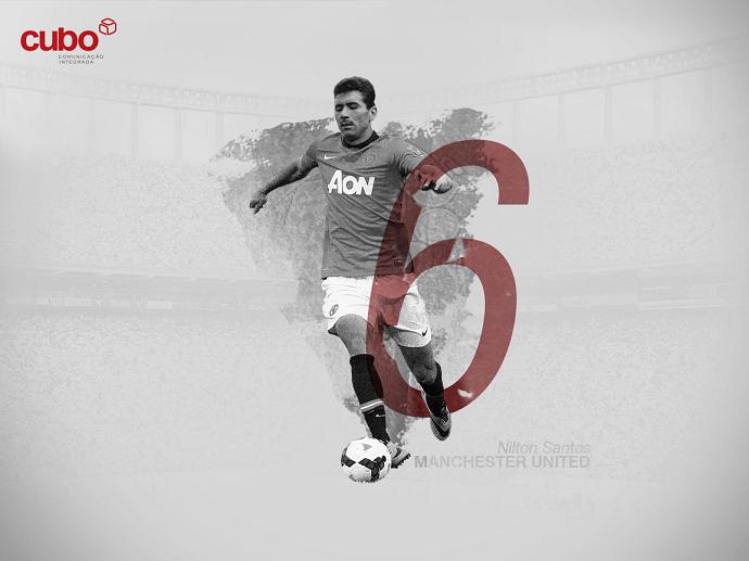 Nilton Santos - Manchester United