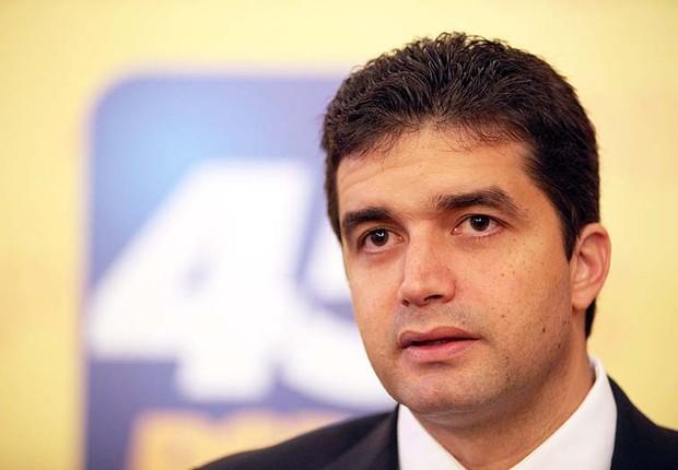 O candidato do PSDB à Prefeitura de Maceió (Foto: George Gianni/PSDB)