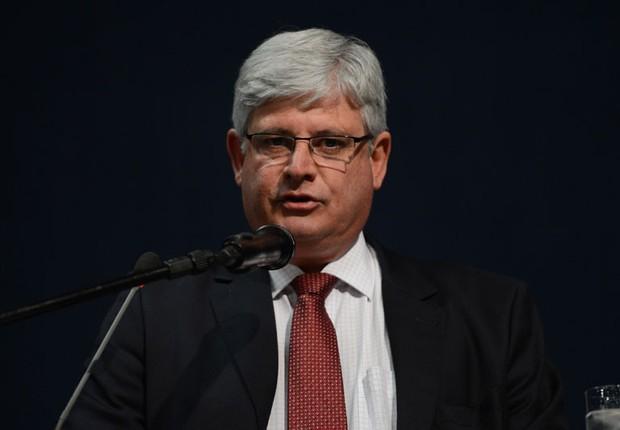 O procurador-geral da República, Rodrigo Janot (Foto: Fabio Rodrigues Pozzebom/Agência Brasil)