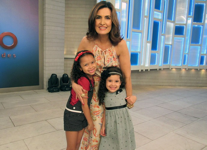 Convidadas do Encontro com Fátima Bernardes (Foto: Melina Mantovani/ Gshow)