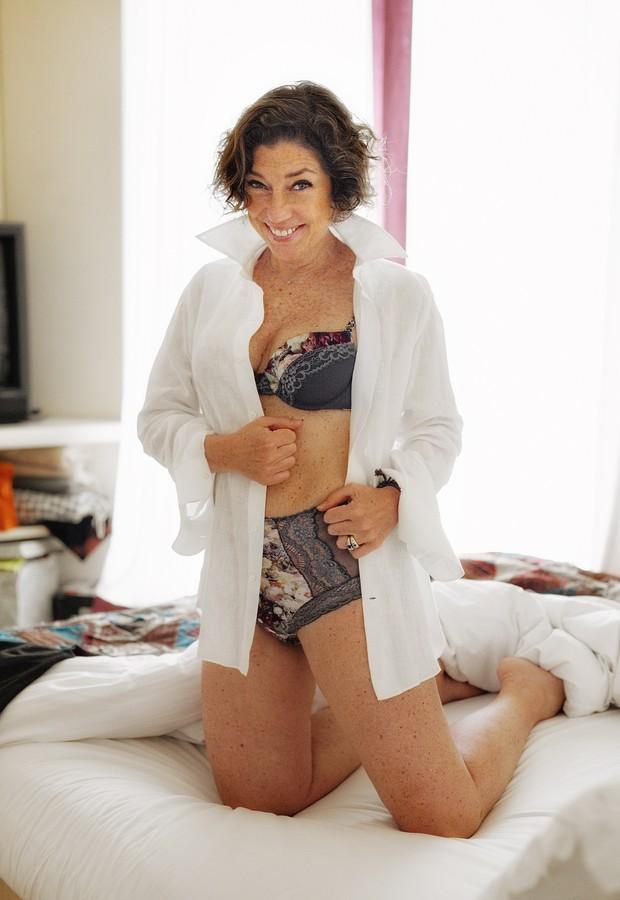 Consuelo Blocker: em forma e linda aos 50 (Foto: Roberto Leone)