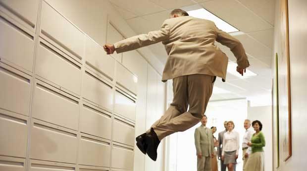 Pessoas admiradas levam a vida com mais leveza e flexibilidade (Foto: Thinkstock)