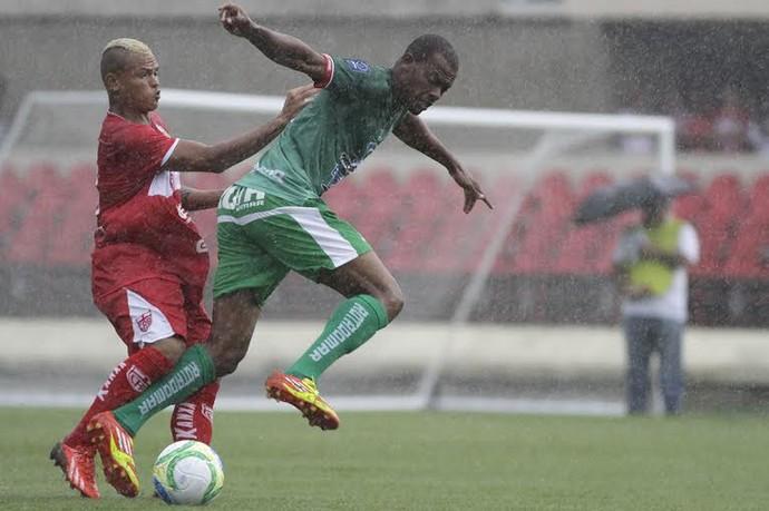CRB x Salgueiro, no Rei Pelé (Foto: Ailton Cruz/ Gazeta de Alagoas)