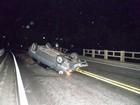 Acidentes de trânsito fazem mais de 20 vítimas no RS no fim de semana