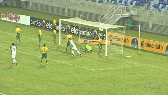 Após pedido de calma no intervalo, Kleina vê Goiás bem na etapa final