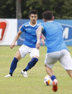 Willian, atacante do Cruzeiro (Foto: Washington Alves / Light Press)