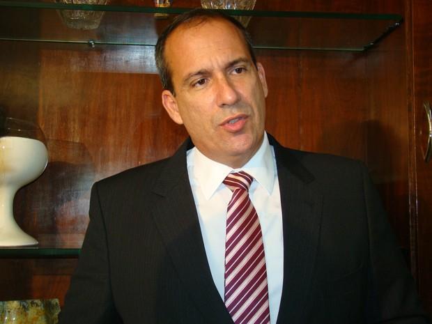 Representante do Conselho Nacional de Justiça esteve no Piauí coordenando mutirão (Foto: Catarina Costa)