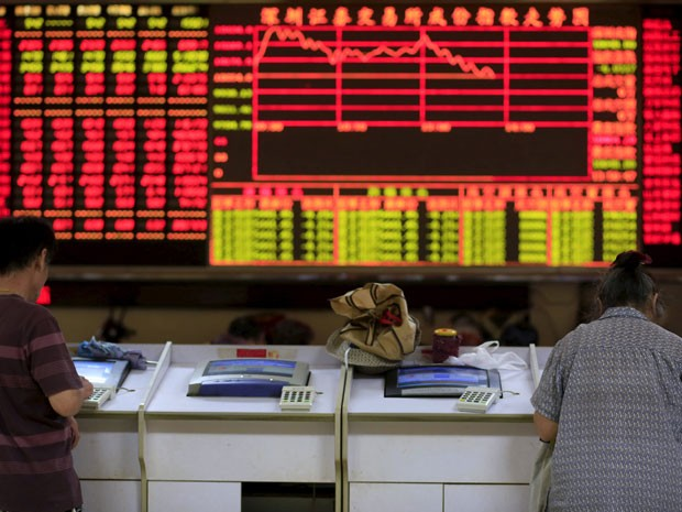 Economia chinesa  (Foto: Reuters)