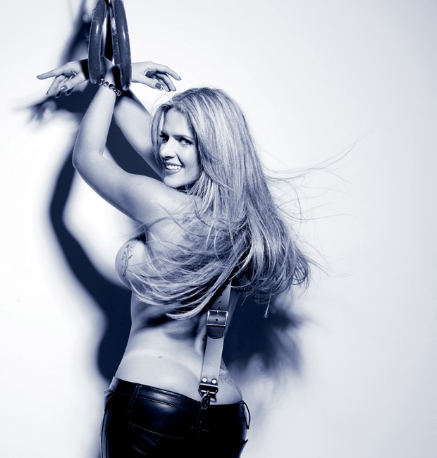 Denise Rocha será capa da edição de setembro da Playboy (Foto: Divulgação/Playboy)