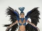 Carnaval 2014 - Veja as rainhas de bateria do grupo especial do Rio de Janeiro em ação
