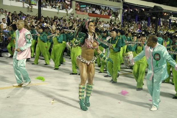 Gracyanne Barbosa (Foto: Thyago Andrade/Fotorio News)