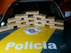 Polícia Rodoviária apreende 17 quilos de cocaína em Guarantã