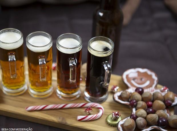 Conheça as cervejas feitas para o Natal (Divulgação)