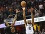 Spurs buscam virada, garantem vitória na prorrogação e silenciam Cleveland