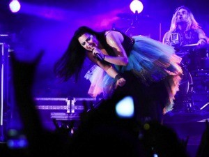 Evanescence (Foto: Alana Andrade/Divulgação)