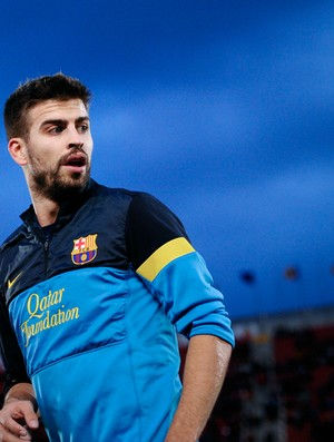 Gerard Piqué Barcelona (Foto: Getty Images)