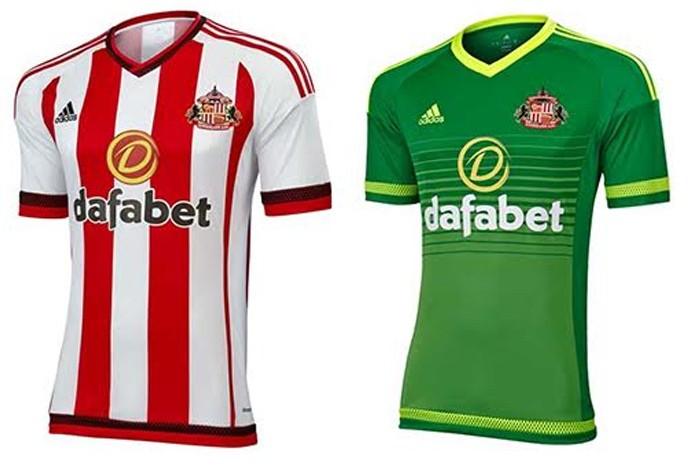 Camisas Sunderland