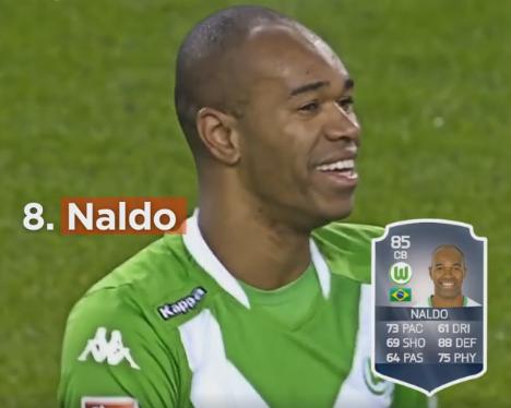Naldo no Fifa