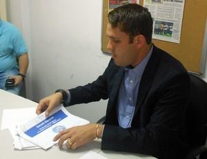 Marcelo Guimarães Filho; Bahia (Foto: Raphael Carneiro)