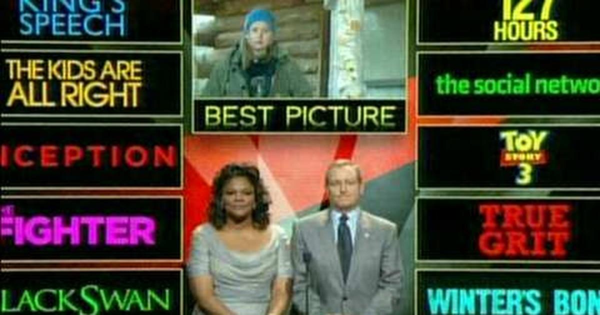 G1 - Saem os indicados ao Oscar 2011 - notícias em Pop & Arte
