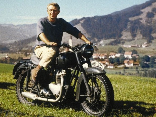 steve mcqueen the great escape (Foto: Divulgação/Metro-Goldwyn-Mayer Studios)