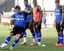 Com Riascos e Guiñazu poupados, Vasco volta a abrir treino após 15 dias
