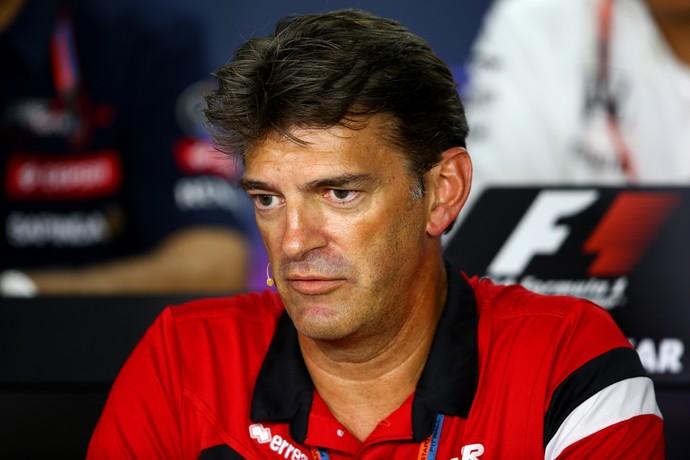 Diretor esportivo da Manor, Graeme Lowdon afirma que férias da F-1 vieram em bom momento para assimilar a morte de Jules Bianchi (Foto: Getty Images)