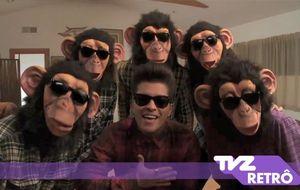 """Bruno Mars curte um dia de preguiça em """"Lazy Song"""" no TVZ Retrô"""