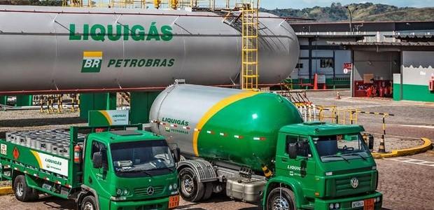 Resultado de imagem para venda de fatia na Liquigás