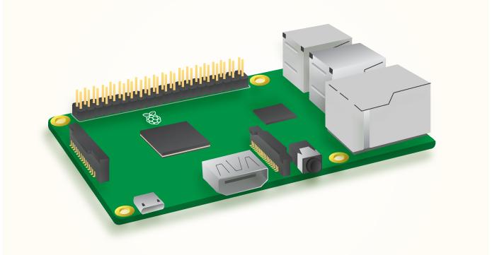 Raspberry Pi ganha nova geração com Wi-Fi e Bluetooth integrados, além de mais desempenho (Foto: Divulgação)