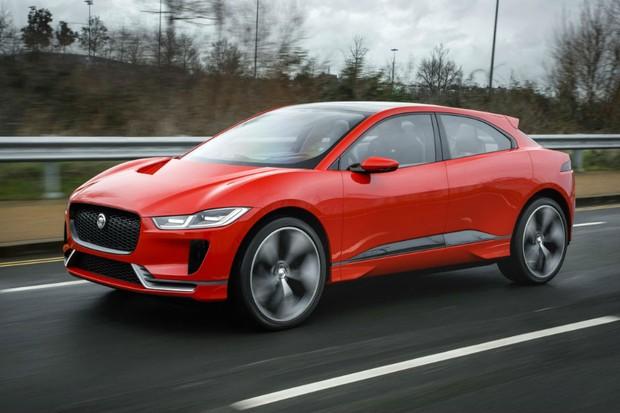 Jaguar I-PACE Concept (Foto: Divulgação)