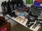 Polícia persegue suspeitos de assalto, troca tiros e prende dois no Piauí