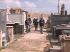 Agentes realizam ação de combate ao Aedes em cemitério de São Luís