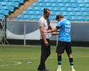 "Após visita, Barcos revela desejo de voltar ao Grêmio: ""Nunca descarto"""
