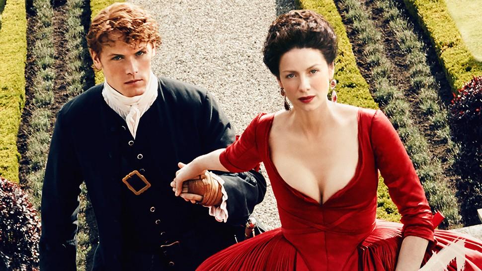 Outlander: segunda temporada da série chega à Netflix em julho (Foto: Divulgação )