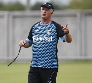 Felipão Grêmio  (Foto: Lucas Uebel/Grêmio)