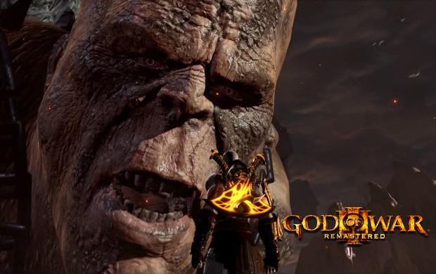 Nova versão de 'God of War III' terá visual em 1080p e modo de fotografia (Foto: Divulgação/Sony)
