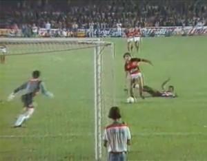 Renato Gaucho, Flamengo 1987 (Foto: Reprodução)
