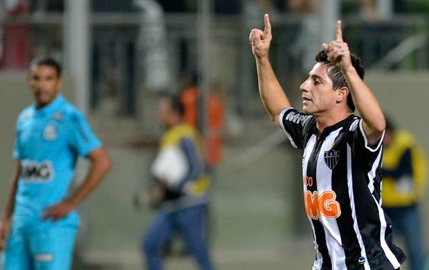Danilinho gol Atlético-MG (Foto: Pedro Vilela / Futura Press)