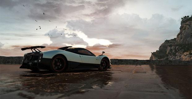 Trilha sonora de 'Forza Horizon 2' tem sete estações de rádio com músicas que tentam criar um clima de passeio, diz DJ (Foto: Divulgação/Microsoft)