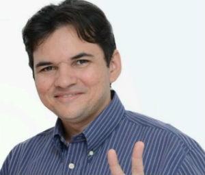 Valdir Medeiros foi eleito prefeito de Jucurutu (Foto: Divulgação)