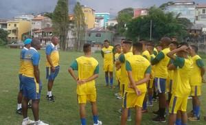 Interporto treina Copa São Paulo (Foto: interporto/ Divulgação )