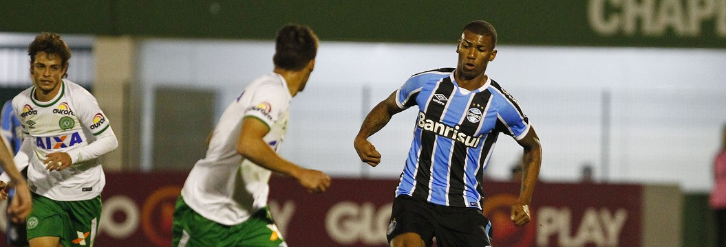 Confira os melhores momentos de Chapecoense 3x3 Grêmio (Lucas Uebel/Grêmio)