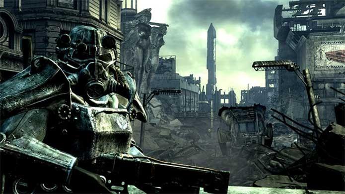 Fallout 3 (Foto: Divulgação/Bethesda)