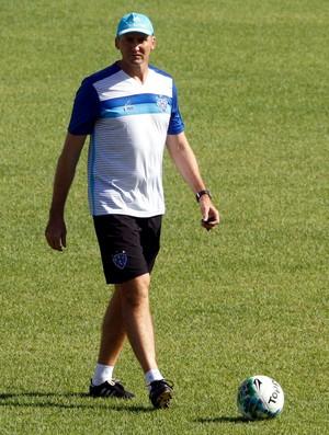 Gilmar Dal Pozzo, técnico do Paysandu (Foto: Tarso Sarraf/O Liberal)