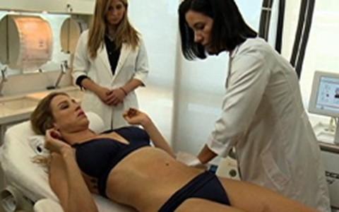 Luana Piovani testa tratamentos para recuperar o corpo pós-gravidez