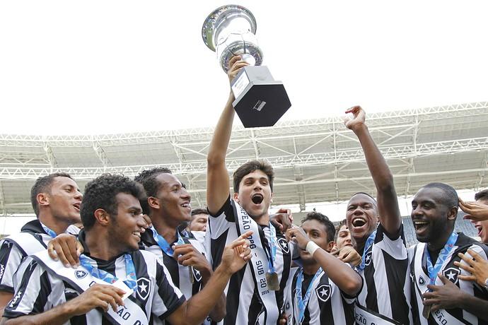 Botafogo campeão Taça OPG (Foto: Vítor Silva/SSPress/Botafogo)